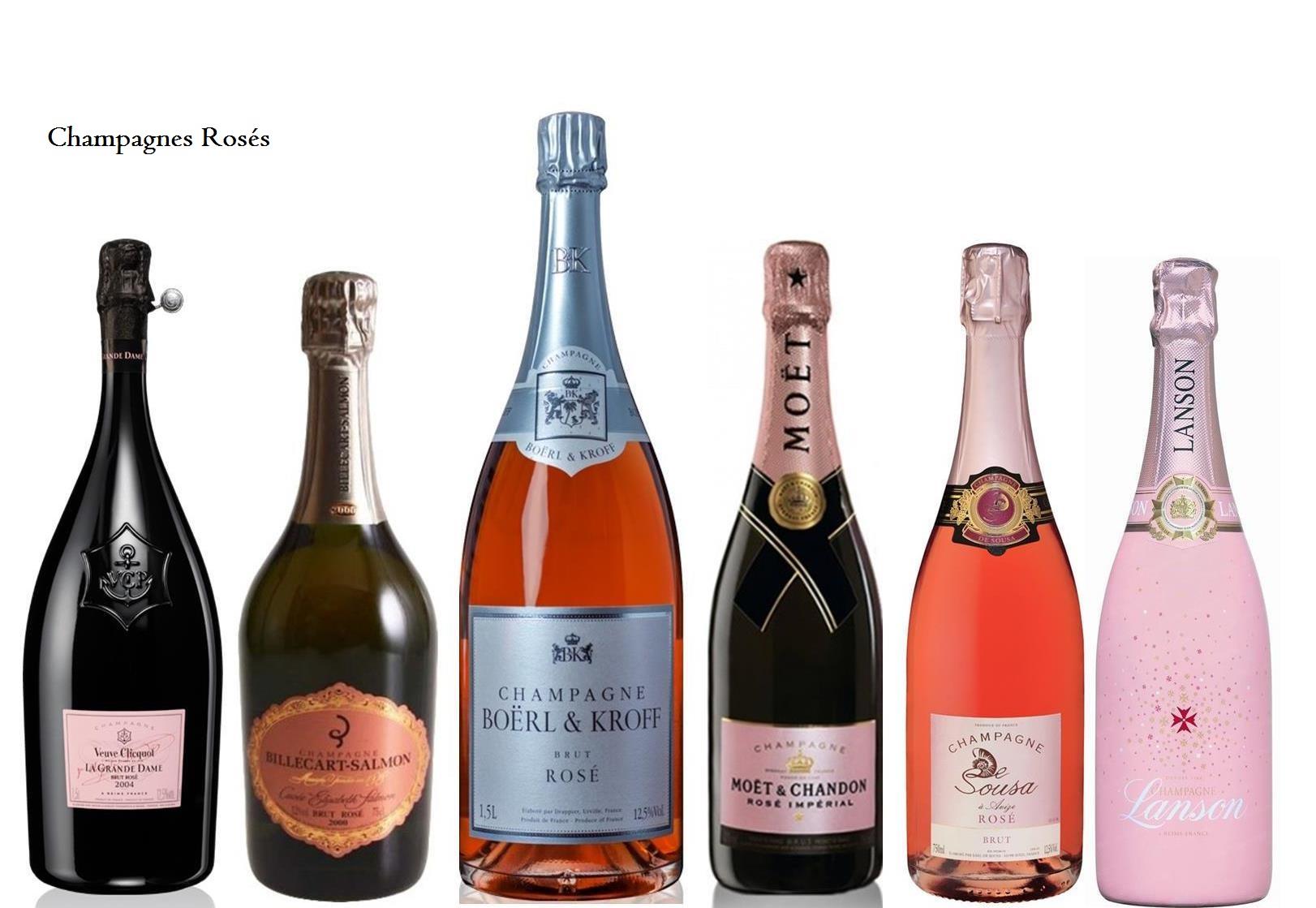 champagne haut de gamme